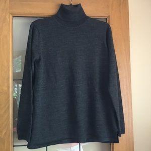 Motherhood maternity turtleneck sweater
